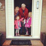 100 days of sisters – week 4