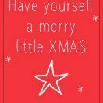 a merry little xmas
