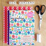 paper garland DIY