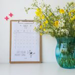 may – printable calendar