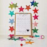 june – printable calendar