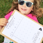 august – printable calendar