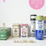 old tin upcycle DIY