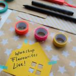 workshop Papier Atelier (Flavourites Live)