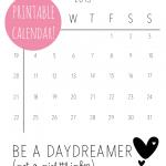 may 2015 – printable calendar