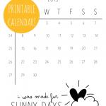 june 2015 – printable calendar