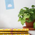 vakantieboekje voor juf DIY