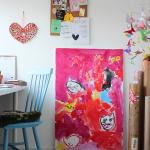 kunst en een nieuwtje