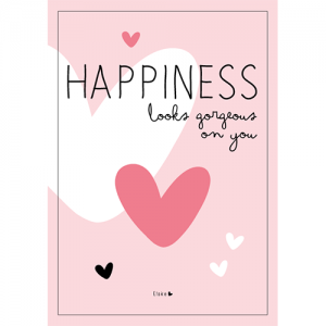 happiness poster