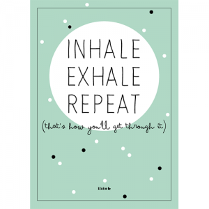 inhale exhale shop