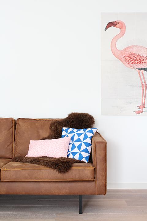 Ixxi flamingo van Elske