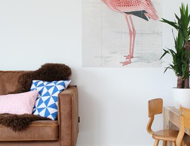 IXXI design flamingo