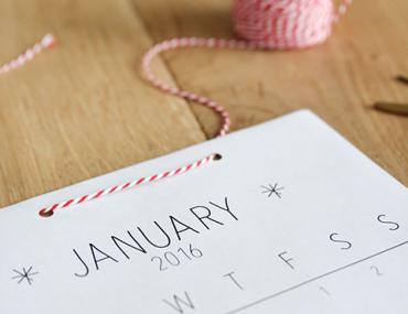 printable maandkalender januari 2016