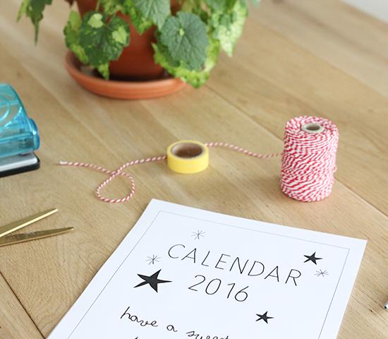 printable kalender 2016