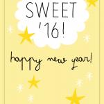 Sweet '16