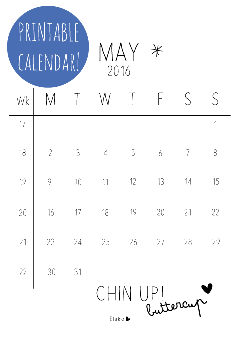 ELSKE-CALENDAR-May-2016