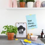 Printables in de keuken