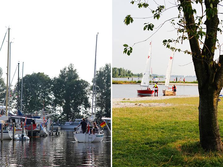 haven van Heeg Friesland