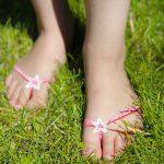Zomer DIY: slippers schminken