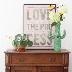 Stylen met een poster – vtwonen