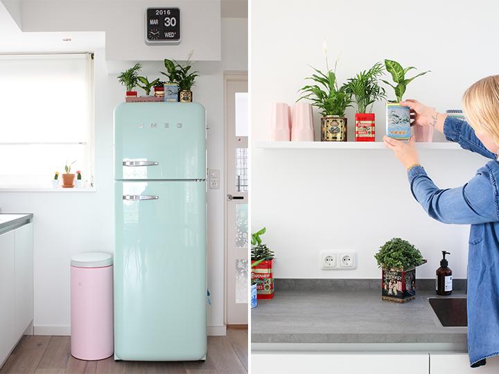 Smeg en keukenstyling
