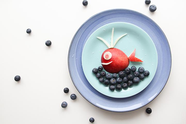 creatieve fruithap