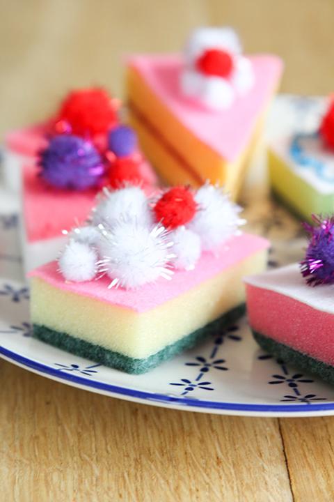 DIY taartjes