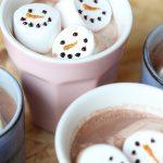 choco en marshmallows