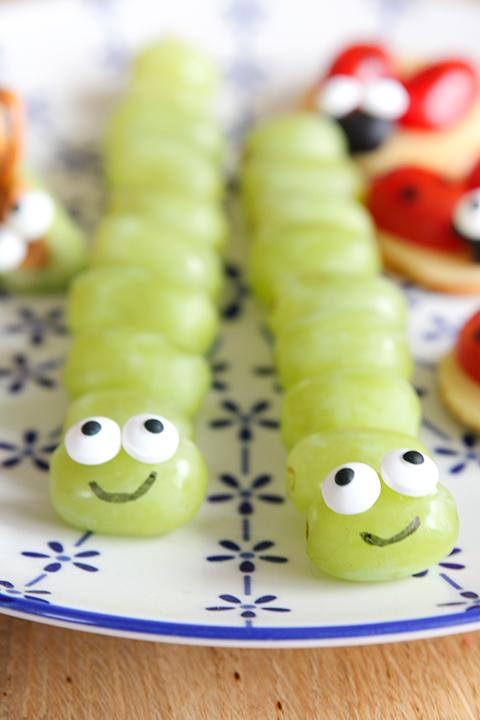 Insectenhapjes: gezonde en vrolijke snacks!