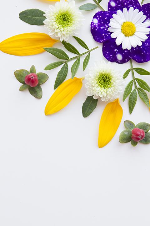 DIY met bloemen