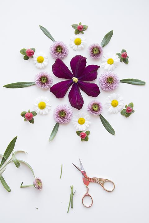 bloemenmandala