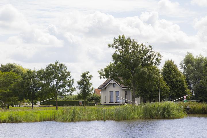 Varen in Friesland