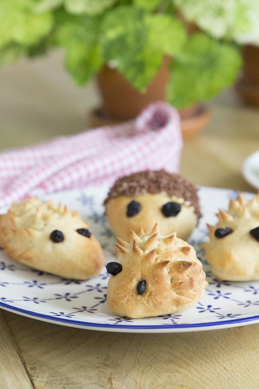 Egelbroodjes