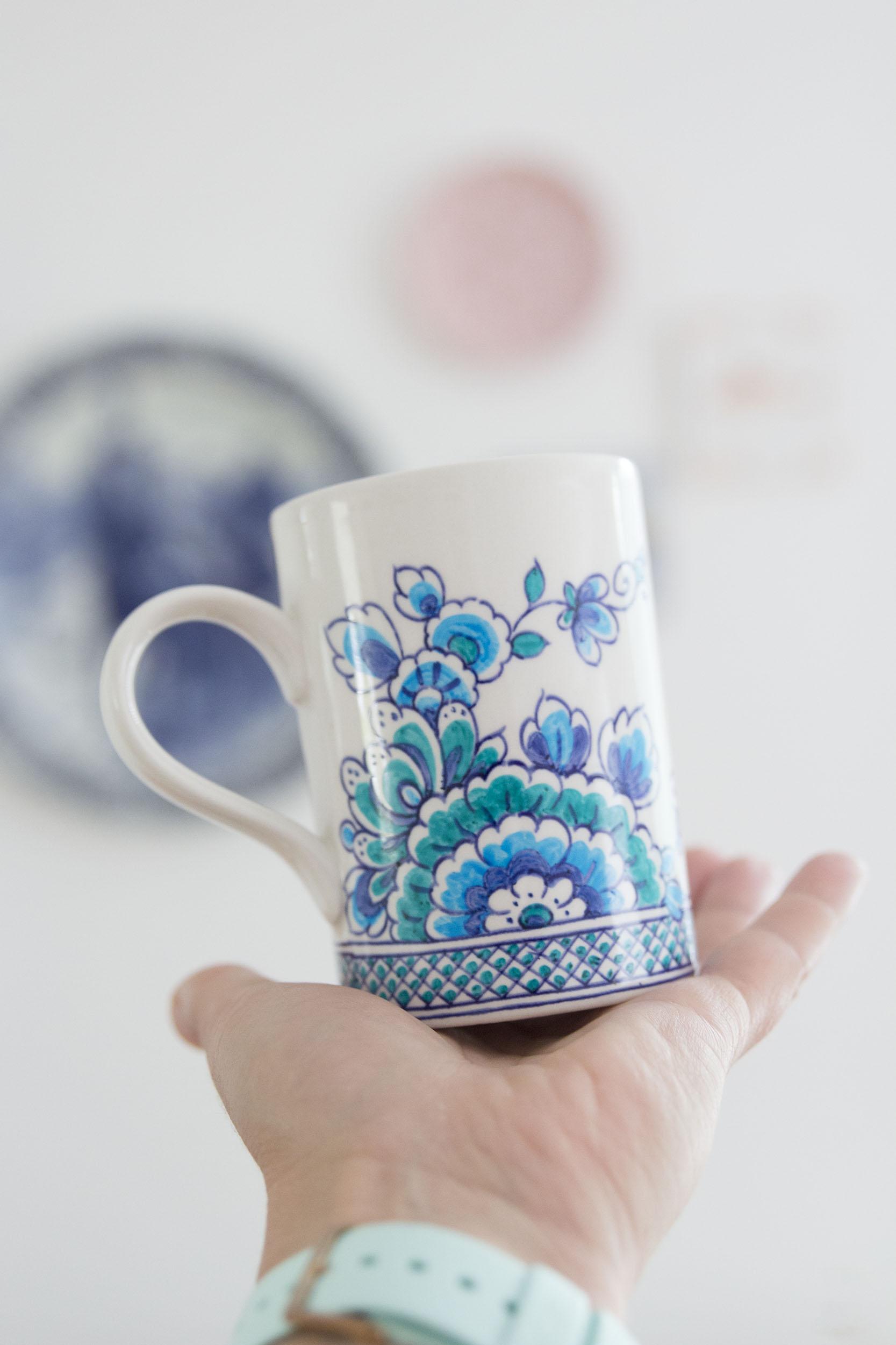 Delfts Blauw DIY